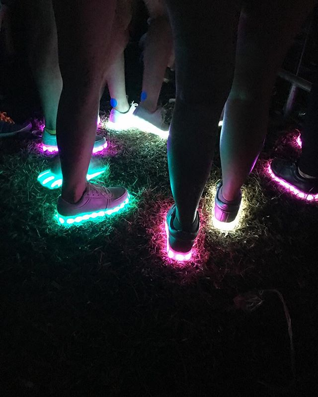 #Magical #DancingShoes at @ultra / #throwback #keeponmoving #umf