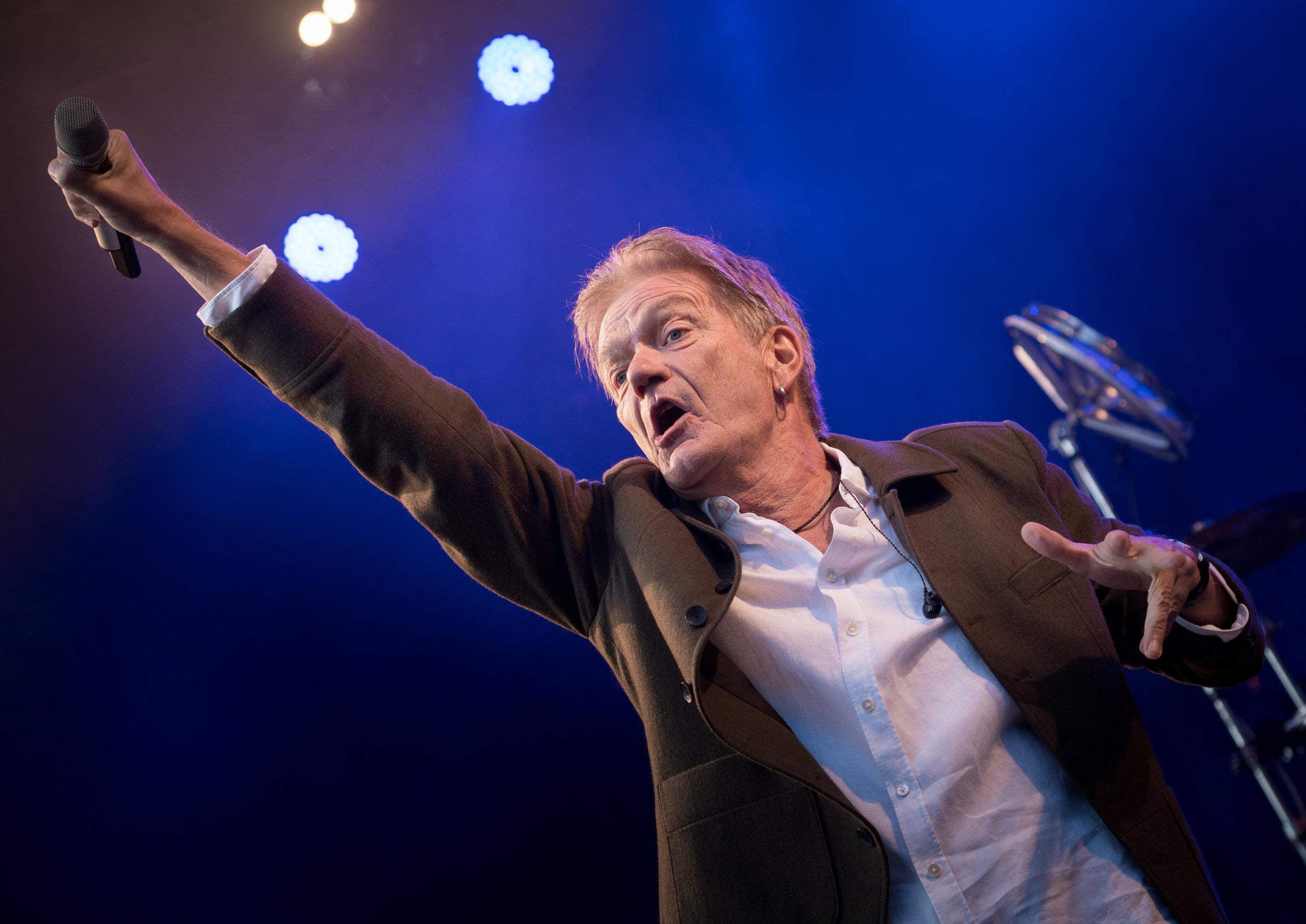 Lars Lilholt - band leader (DK)