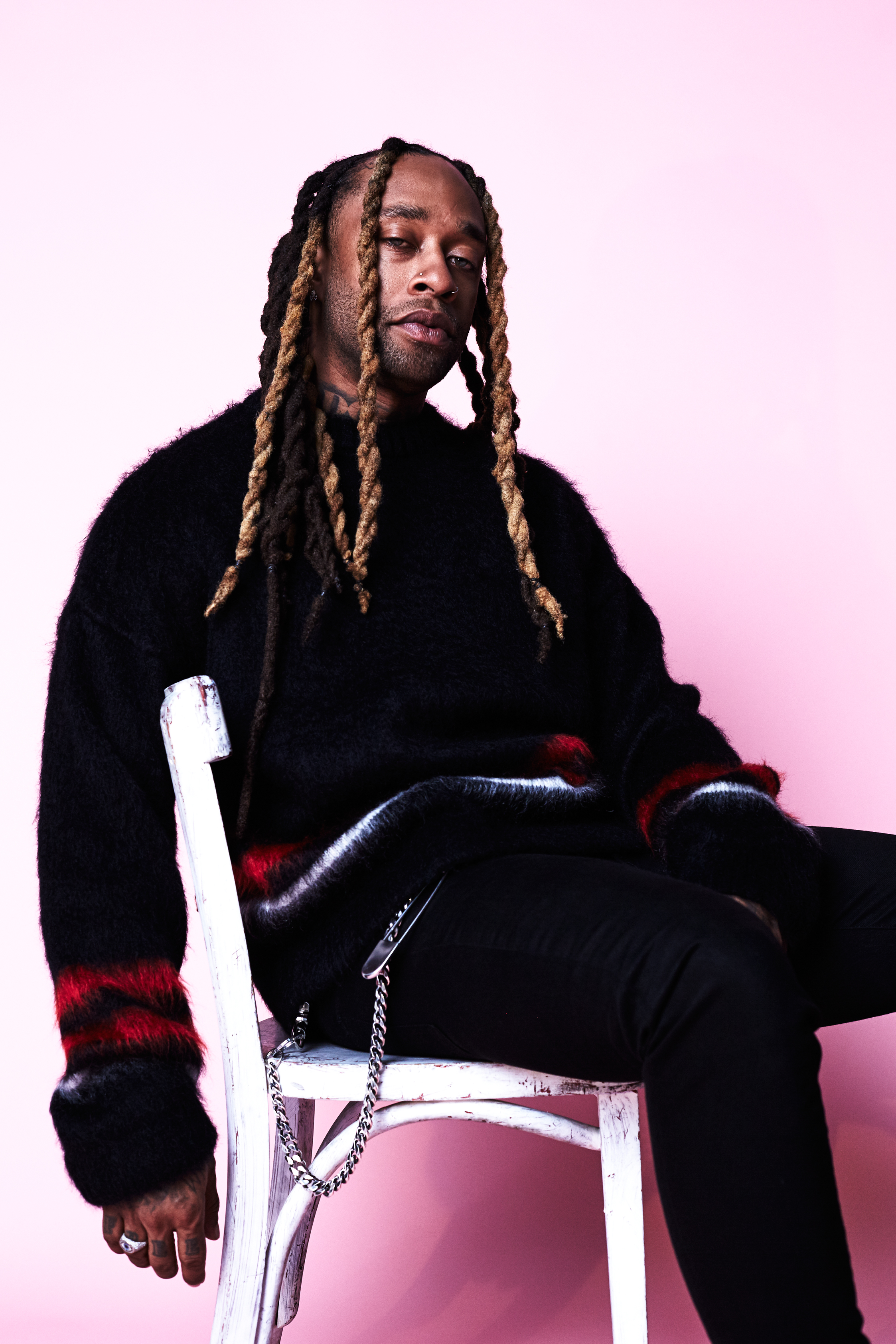 EDITORIAL - TY DOLLA SIGN x SSENSE
