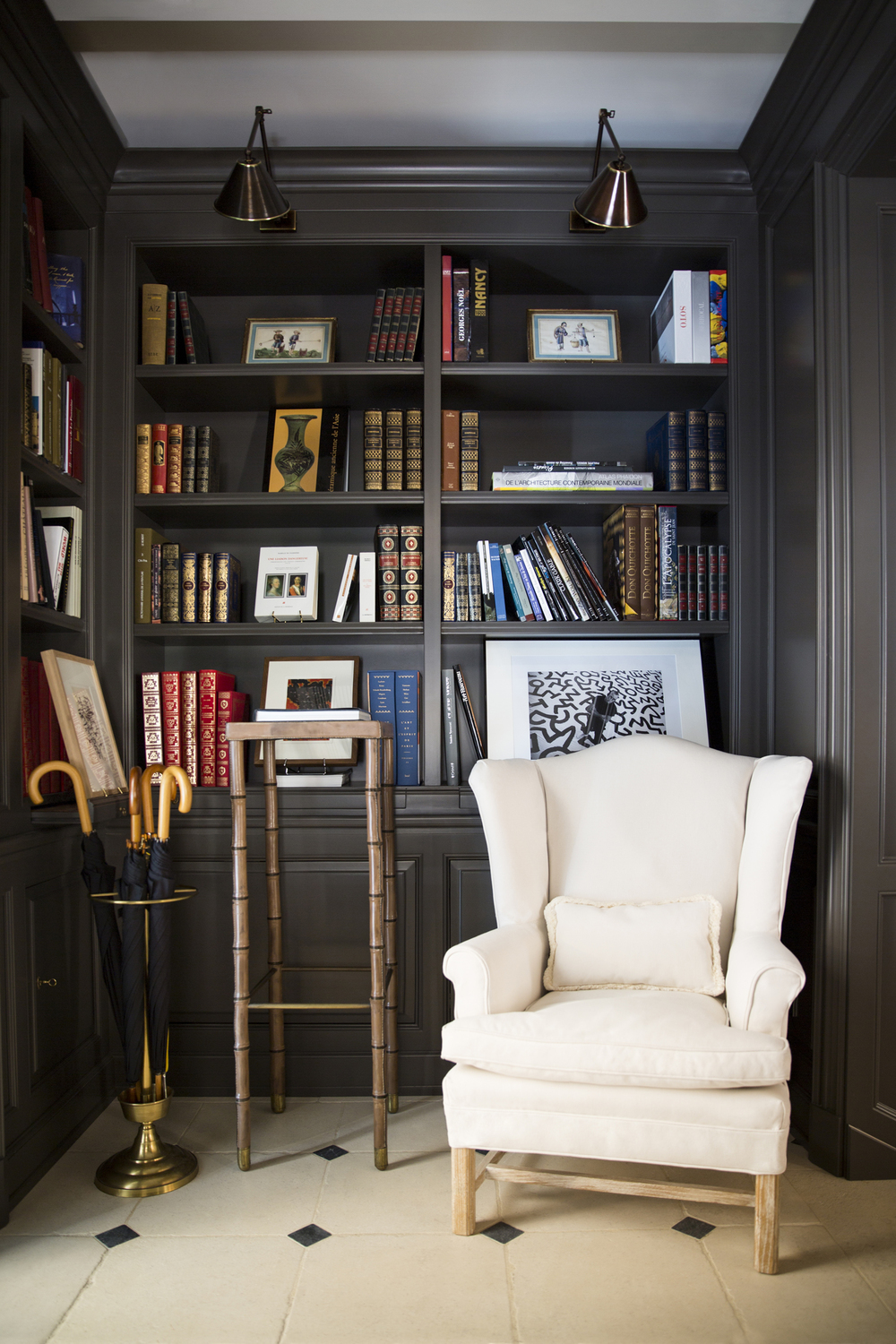 At Home with : Marquis Faubourg Saint-Honoré in Paris