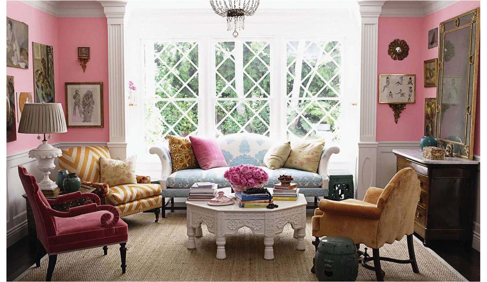 Interior Designer : Windsor Smith