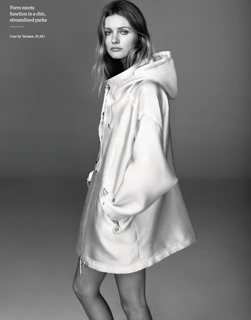 Edita Vilkeviciute by Erik Torstensson for Porter Magazine