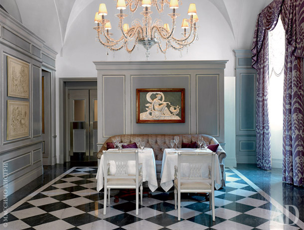 Places : The Four Seasons Hotel, Florence
