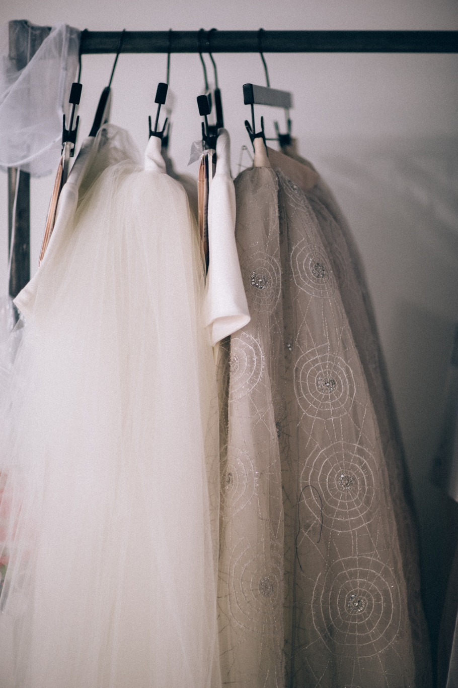 PLACES : BACKSTAGE AT HOUGHTON BRIDE FALL 2015