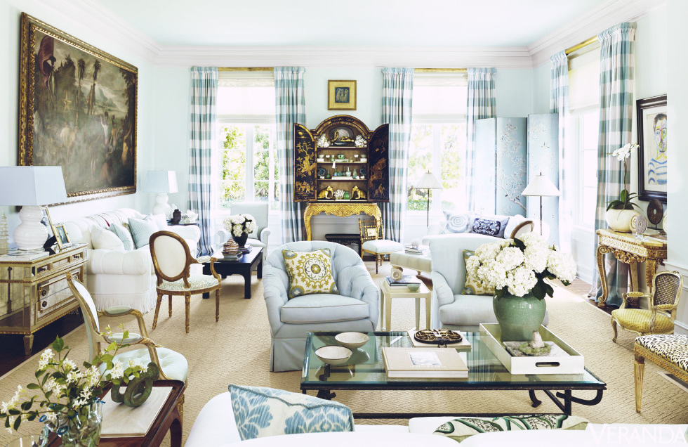 Décor Inspiration: A Palm Beach Villa