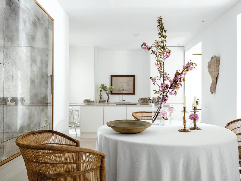 At Home With: Interior Designer Miguel García Valcárcel, Madrid