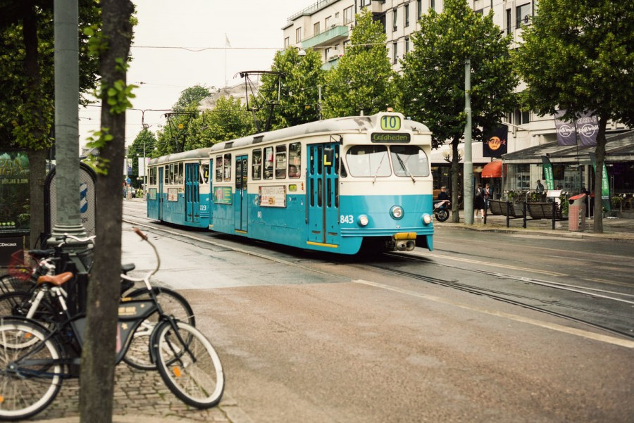 Places: Gothenburg, Sweden