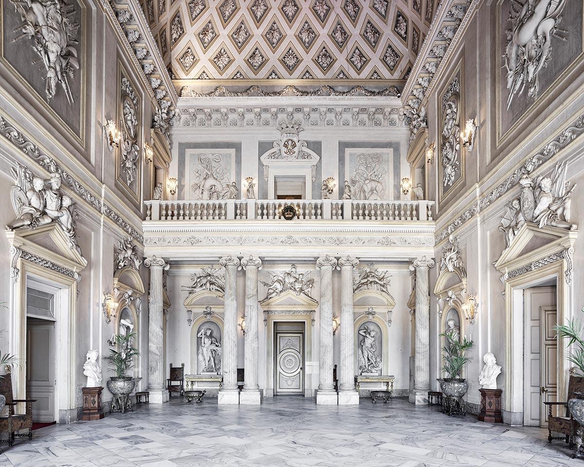 Castello, Racconigi, Italy, 2016