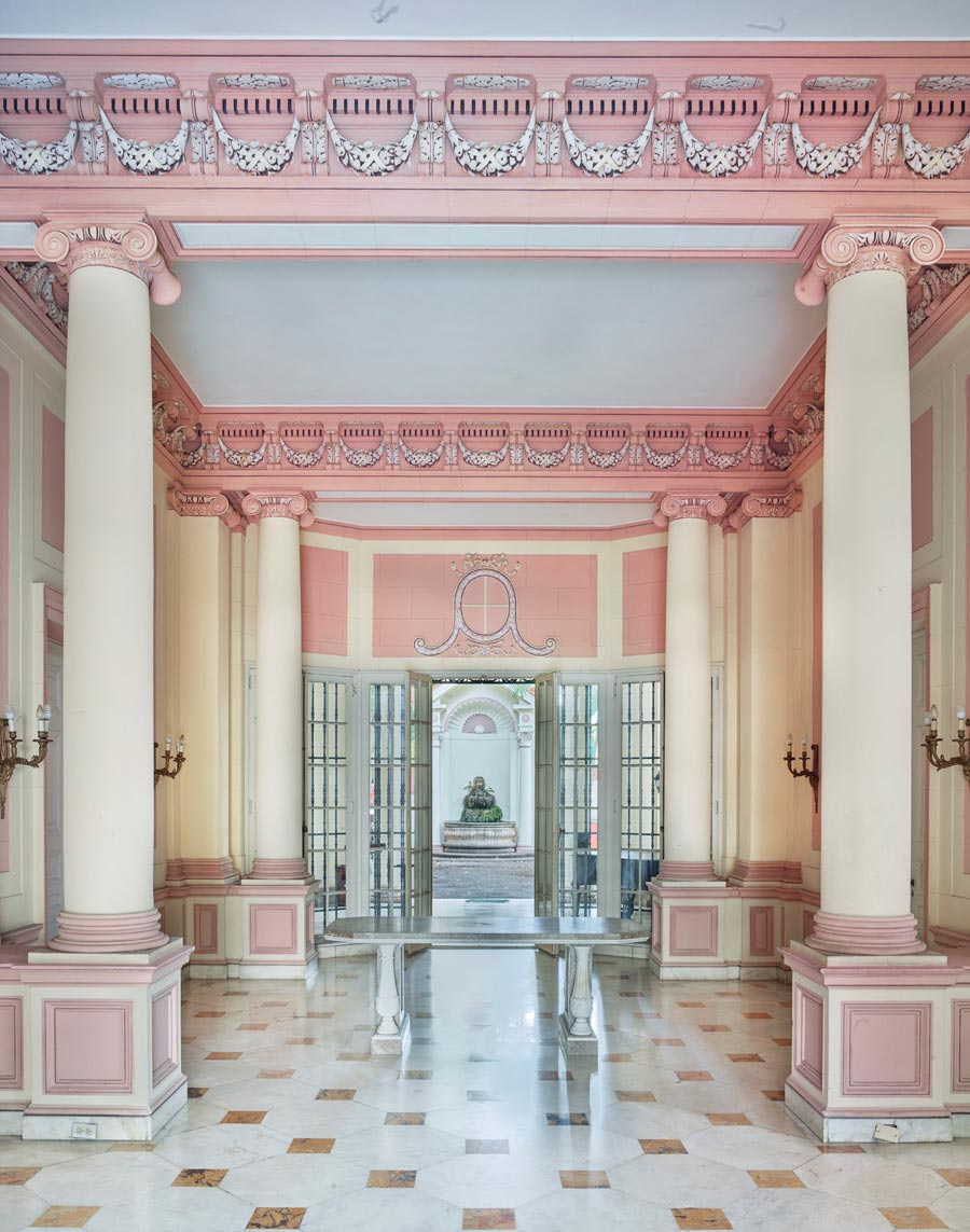 Pink Room, Havana, Cuba, 2014