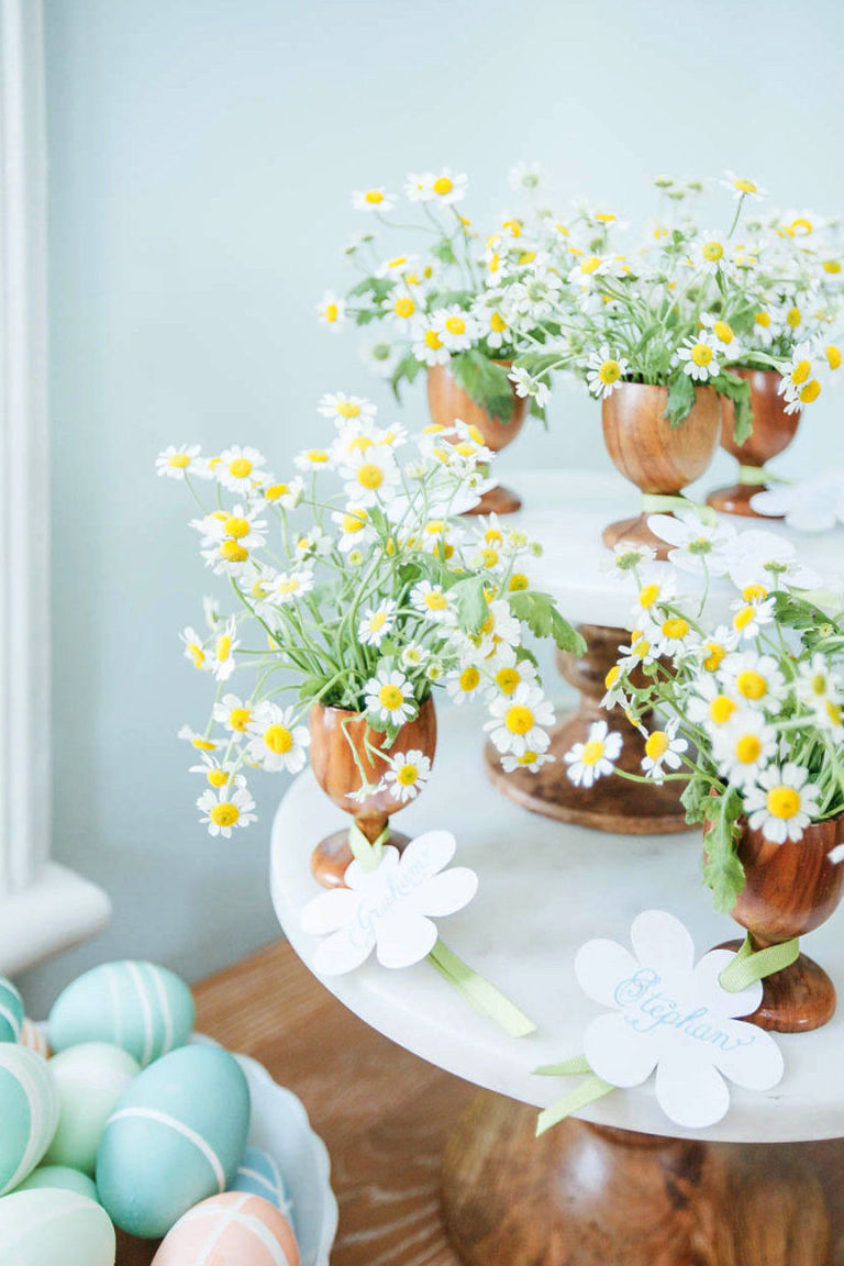 Sophisticated Tabletop Inspiration for the Easter Long Weekend