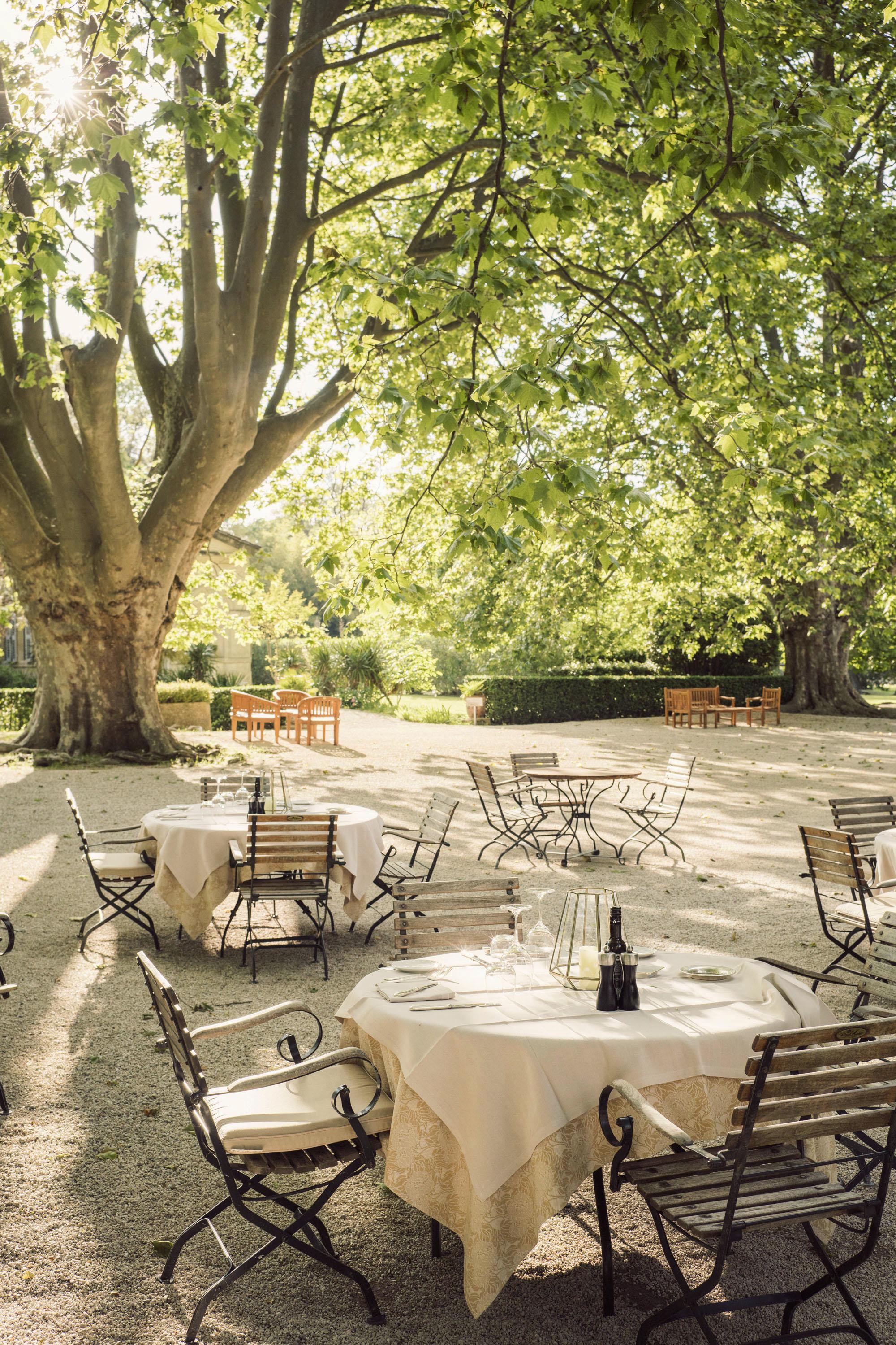 Places: Château des Alpilles, St. Rémy de Provence