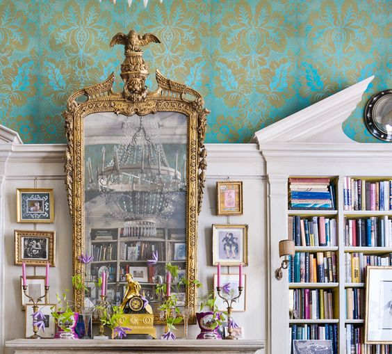 At Home With: Hamish Bowles, New York City