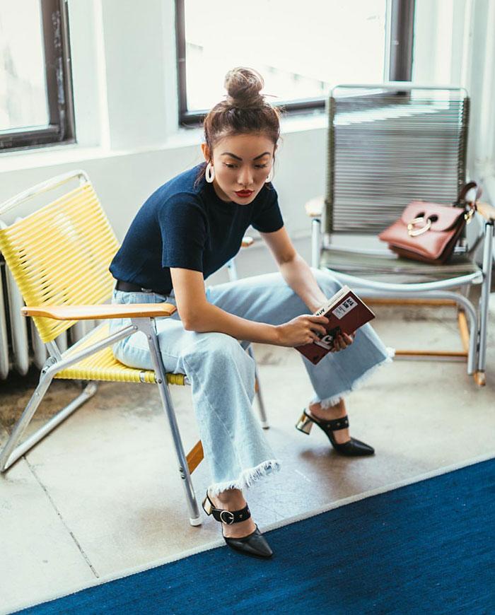 Style Inspiration: Jessica Wang, New York