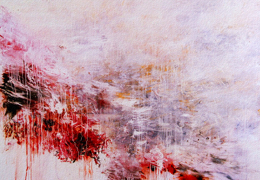 American painter, sculptor and photographer, Edwin Parker Twombly Jr., has always been a favourite of ours.The large-scale, freely-scribbled,calligraphic and graffiti-like works are instantly recognizable, and many belong today, in permanent collections of most of the museums of modern art around the world, including the Tate Modern and the Museum of Modern Art. Twombly was also once commissioned for the ceiling of a room of the Musée du Louvre in Paris.