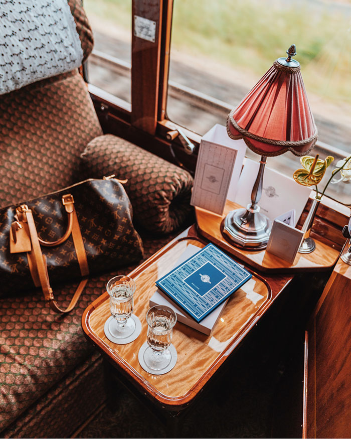 Travel: Aboard the Venice Simplon-Orient-Express