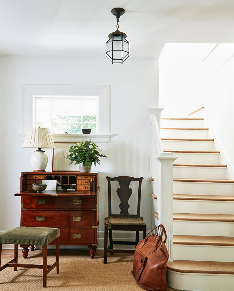 Décor: A Cosy & Inviting Connecticut Cottage