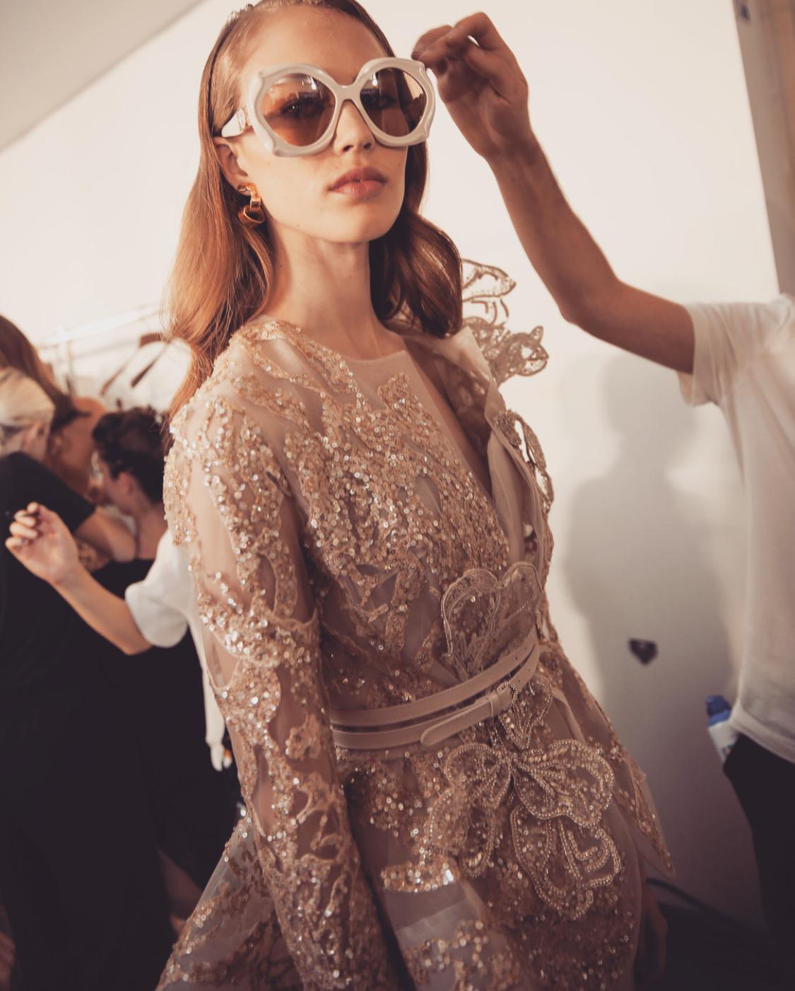 Fashion | Runway: Elie Saab Fall-Winter 2018
