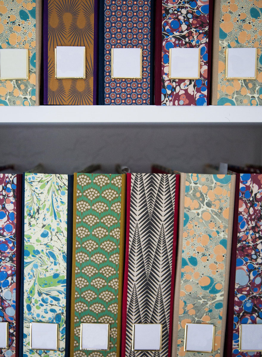 Décor: Interior Designer Anna Spiro's Colourful New Office