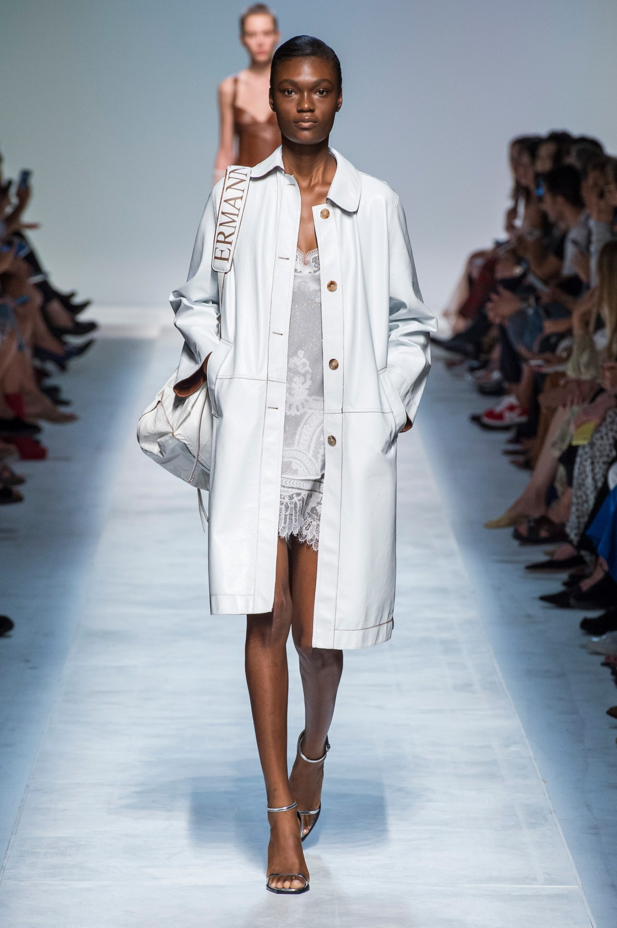 Runway: Ermanno Scervino Ready-to-Wear Spring 2019