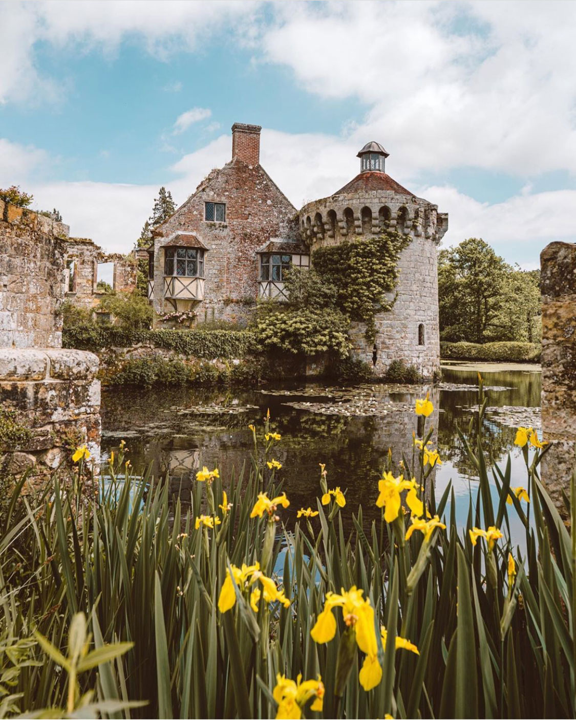 Places: Scotney Castle