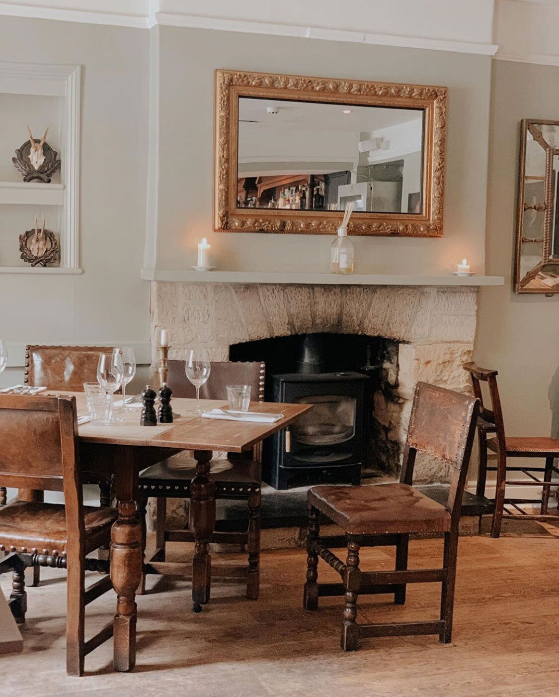 Places: The Wheatsheaf Inn, Northleach