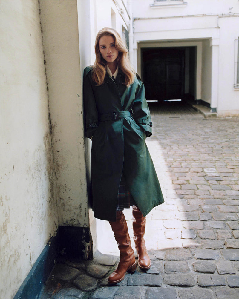 Fashion Editorial: Rebecca Leigh Longendyke for Vogue Uk September 2019
