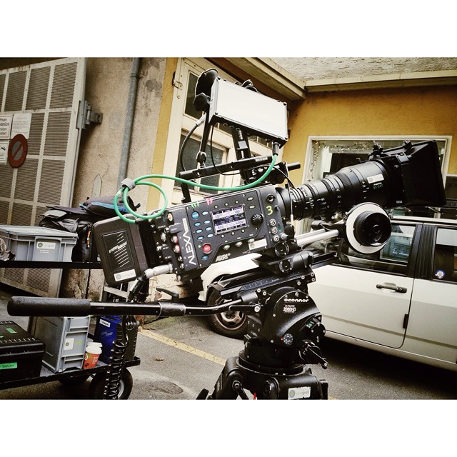 2nd unit in the house #arrialexa #fujinon #sweetsetupbruv #sindsievomfernseh