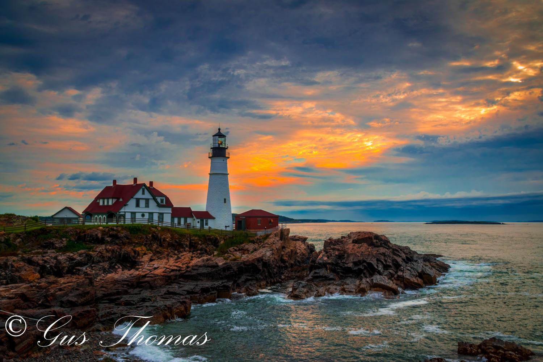 Portland Head #3 Maine