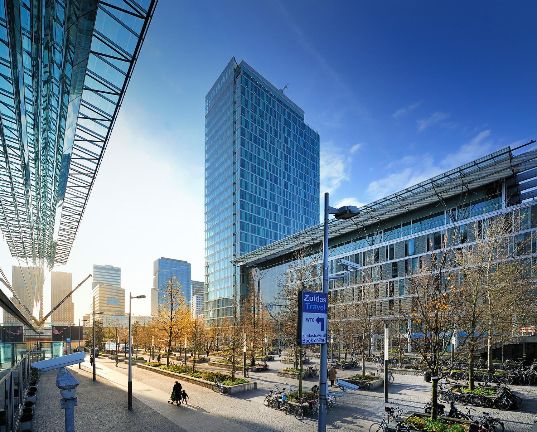 WTC H-Toren Amsterdam   CBRE Global Investors
