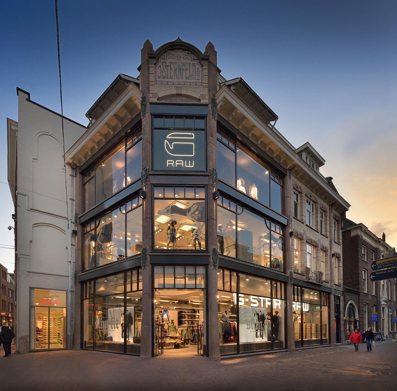 G-Star RAW store  Arnhem