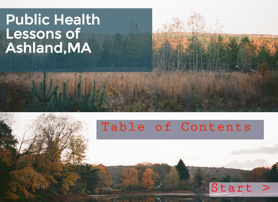 by Dan Borelli -  Interviews residents, health officials, and a look at the lessons from Ashland