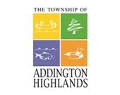 Township of Addington Highlands  Ontario, Canada