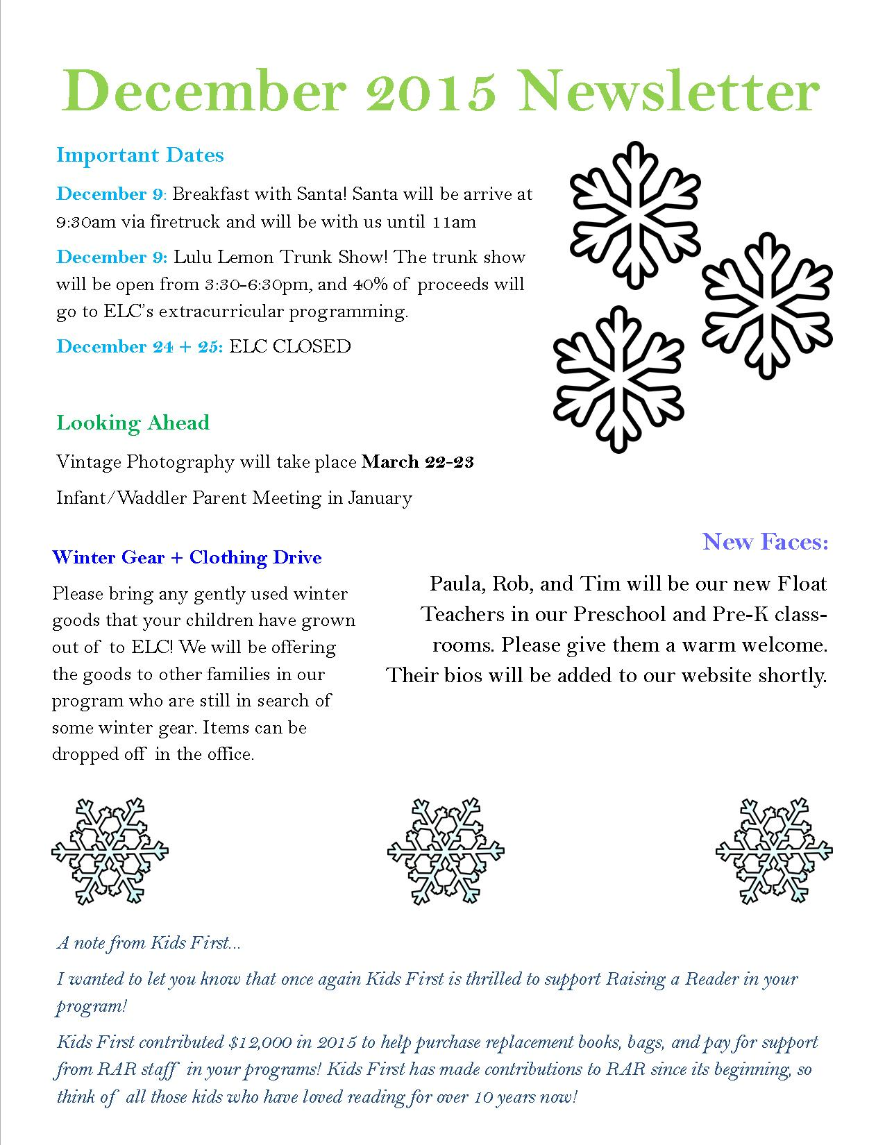 December 2015 Newsletter Preschool PreK.jpg