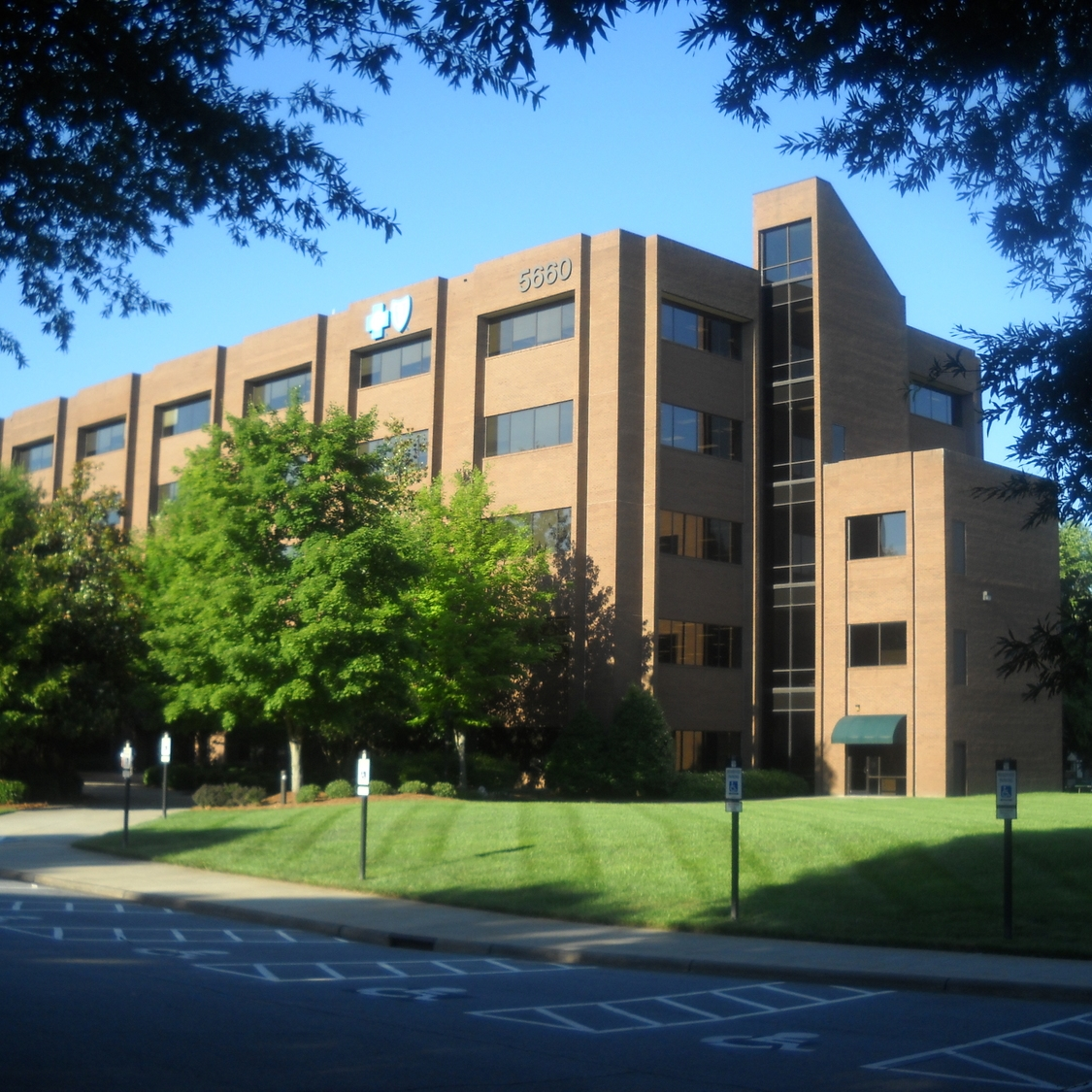 Equity Investment  482,925 SF Office Park  Winston-Salem, NC