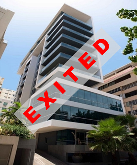 Equity Investment  9 Unit Condominium Building  Condado, PR