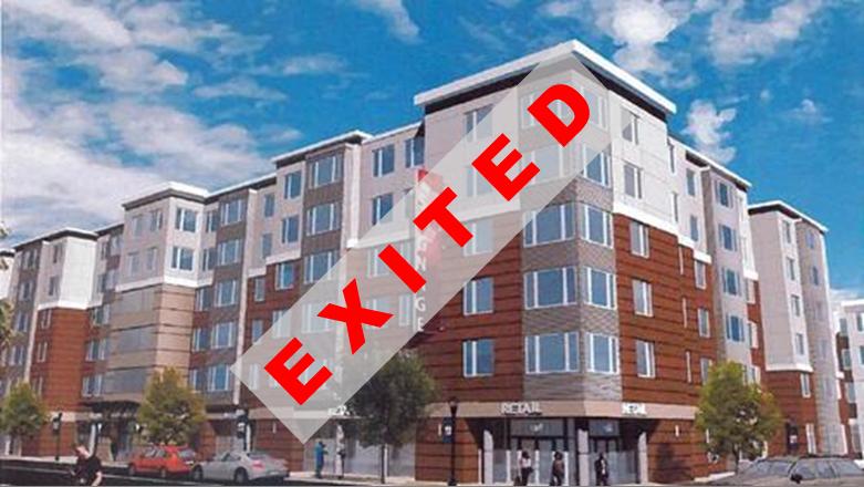 Senior Loan  Mixed Use Development Site  Newark, NJ