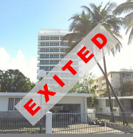 Equity Investment  32 Unit Condominium Tower  San Juan, PR