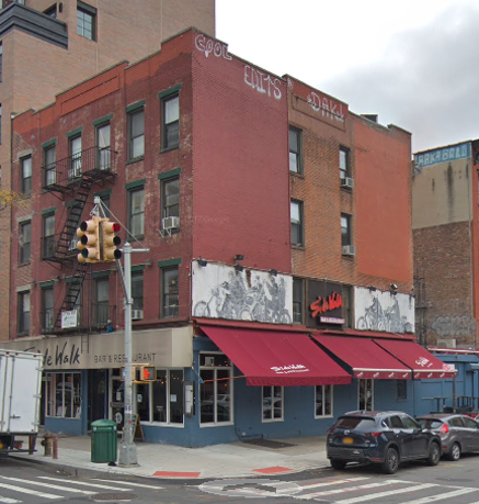 Preferred Equity  Mixed Use Building  New York, NY