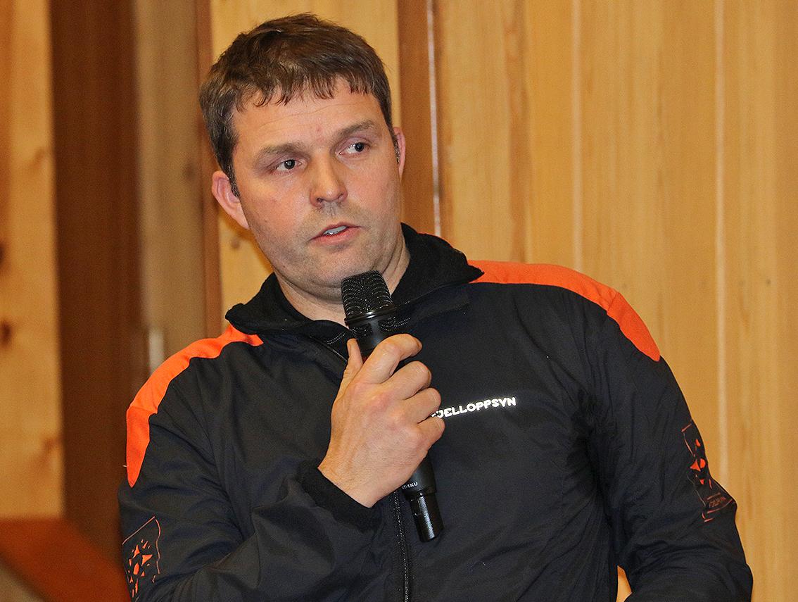 Geir Morten Granmo. Foto: A. Nyaas