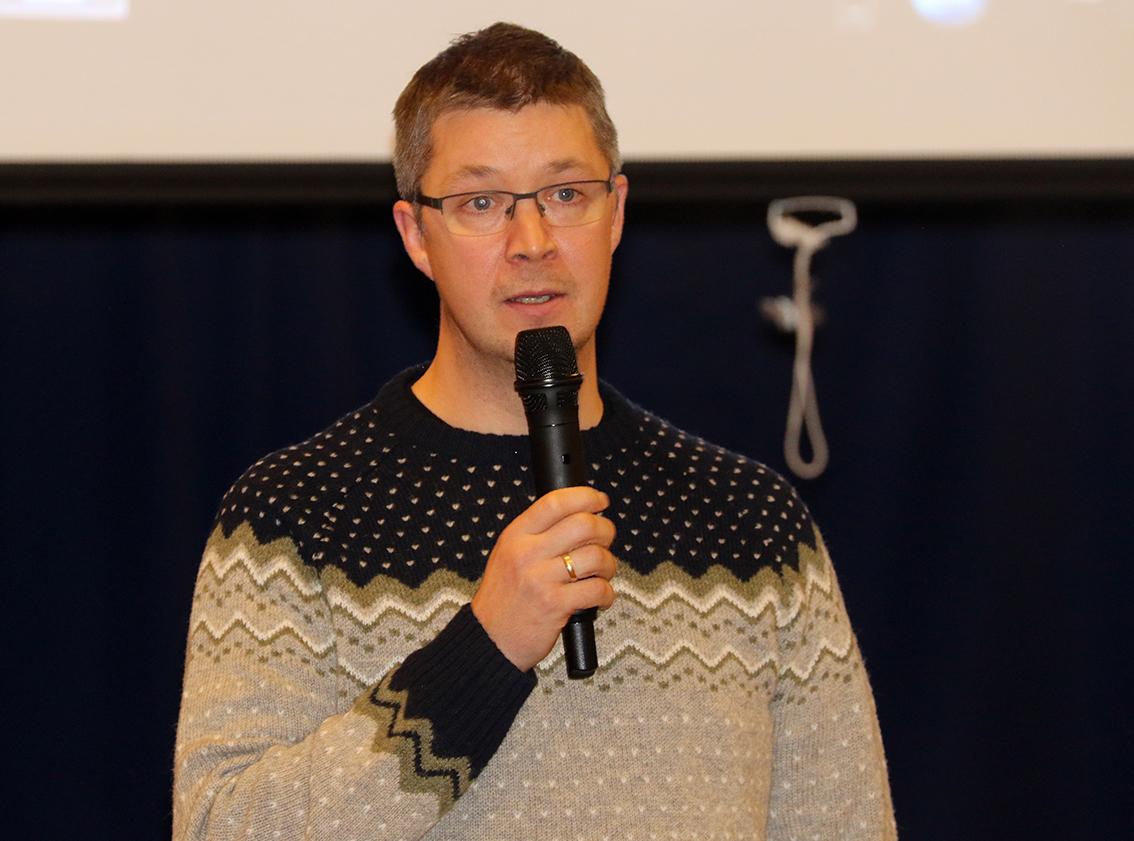 Kristoffer Flaa Sørensen. Foto: A. Nyaas
