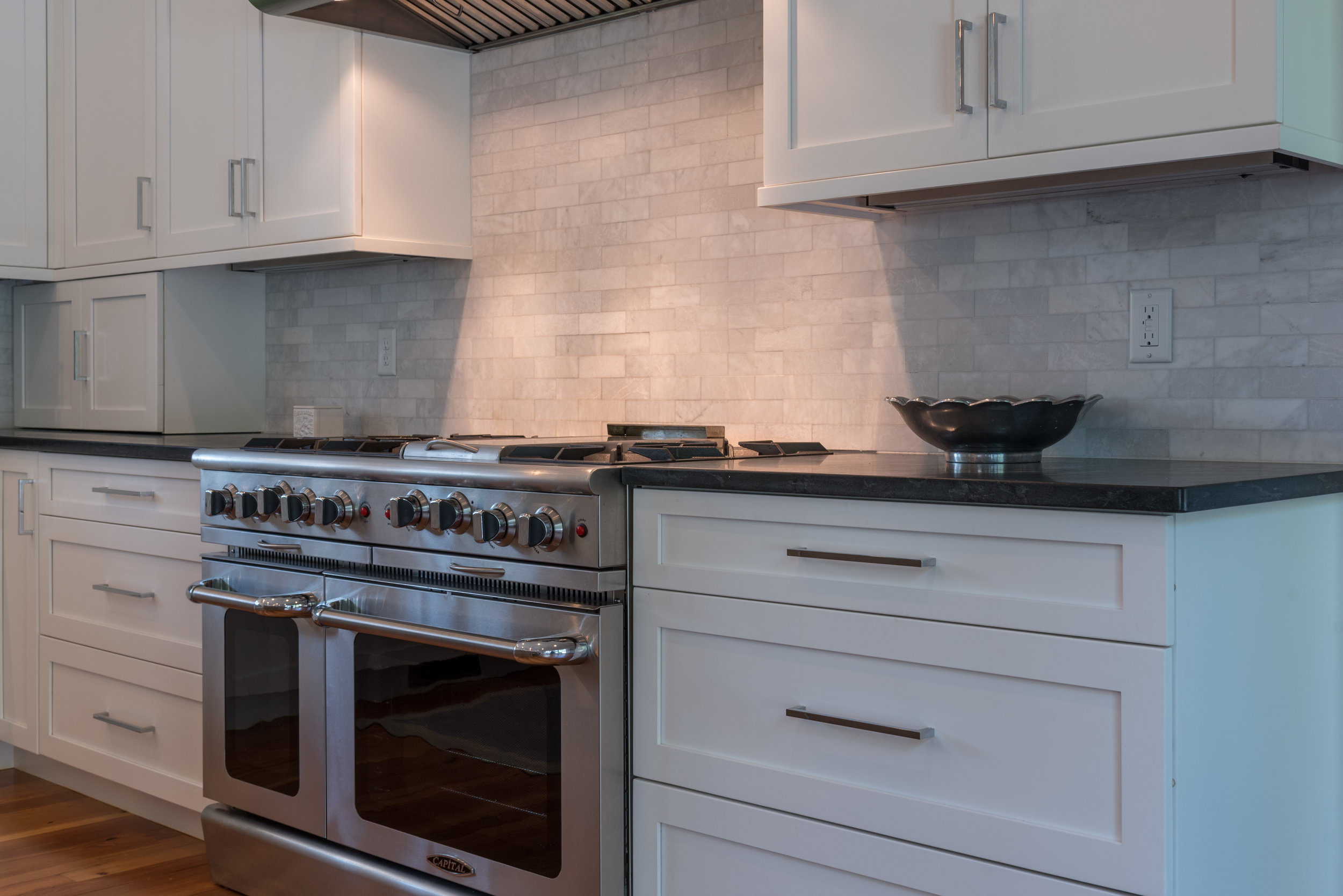 Kitchen renovation in Norwell.