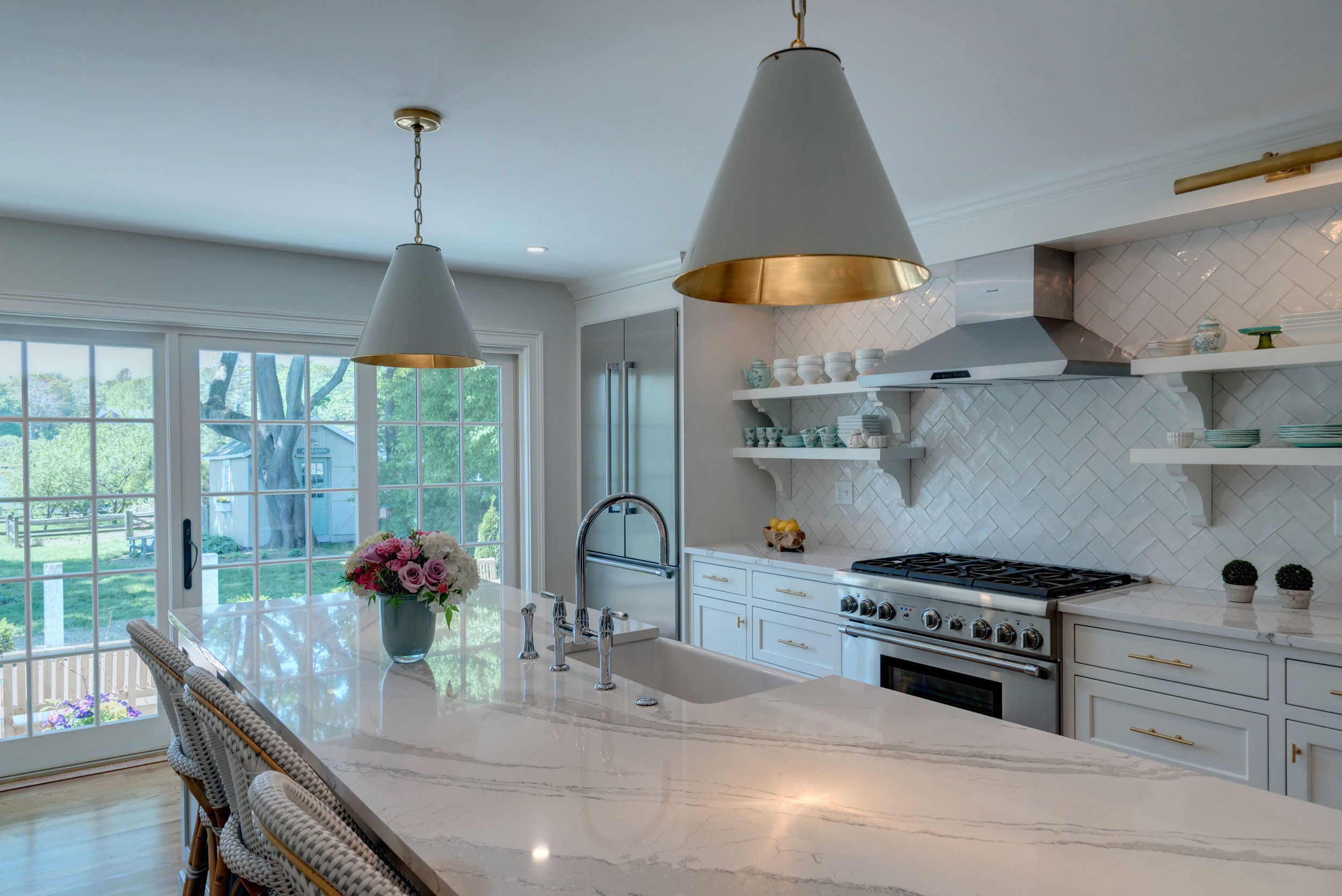 Residence in Cohasset.
