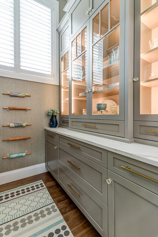 Walk-In Pantry in Plymouth.