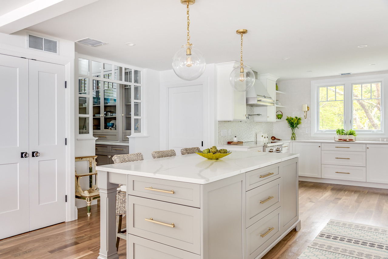 Kitchen Remodel in Plymouth.