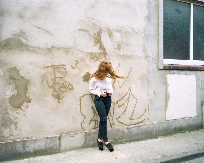_ Josephine de la Baume