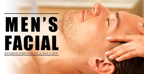 $69 Men's Facial - 45 minutes for his skincare needs