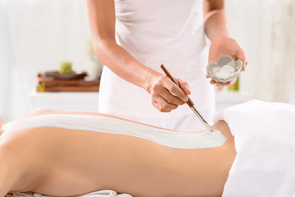 $69 Back Treatment - 45 minutes, includes extractions