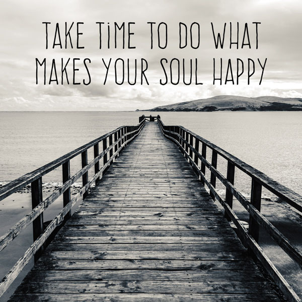 Take Time to Do What Makes You Happy | shannonmcnab.com