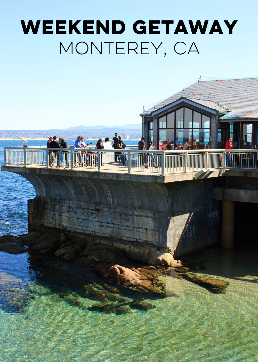 Weekend Getaway: Monterey, CA | shannonmcnab.com