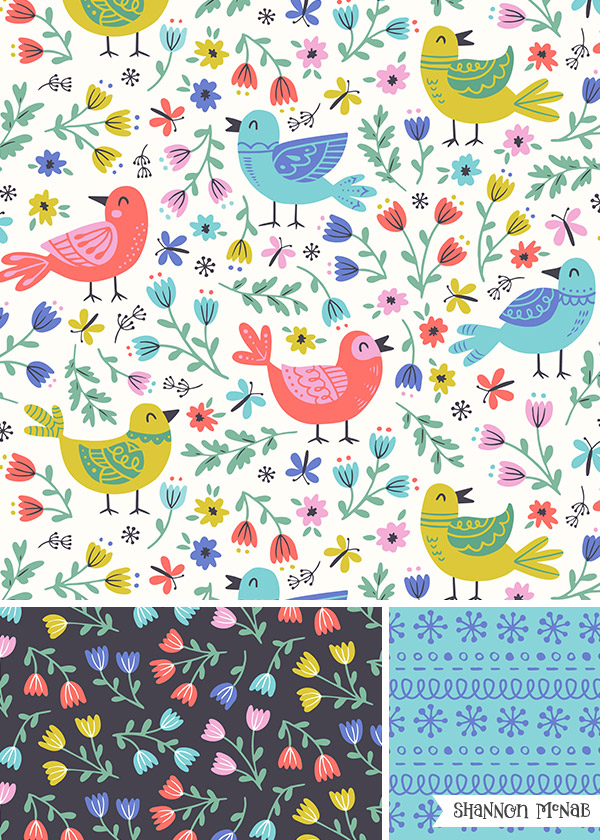 ©2019 Shannon McNab: Birds and Blooms